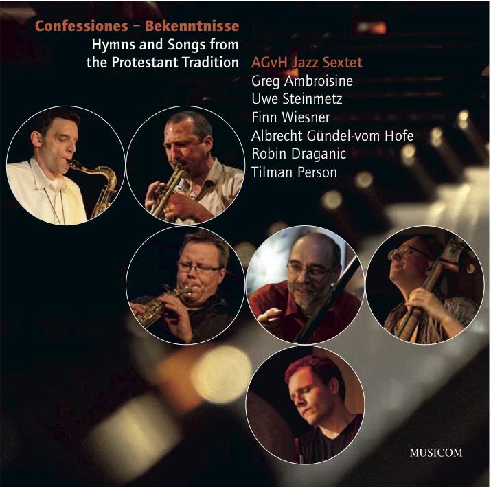 CD Confessiones: Cover