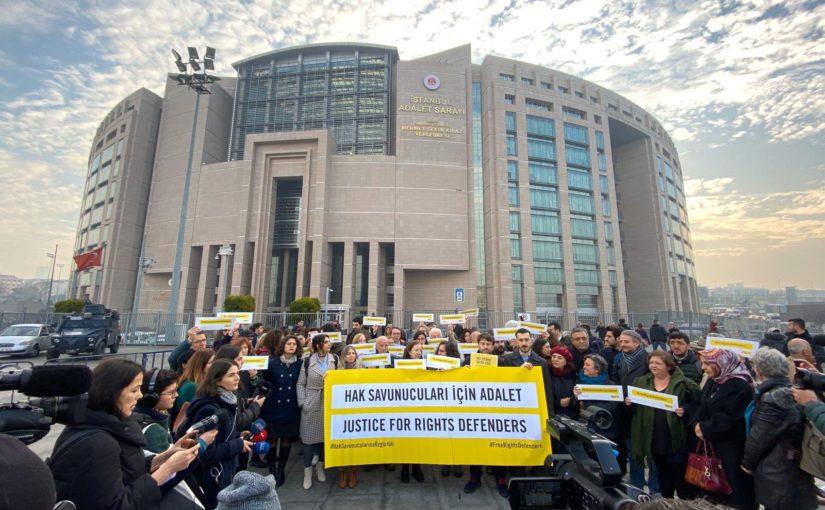 19. Februar 2019: Gericht vertagt Fortführung des Verfahrens auf den 3. April 2020