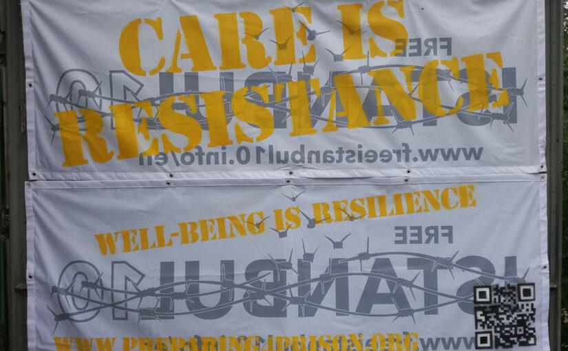 Care is Resistance und der  Preparing4prison-Guide| Beiträge zur Bergen Assembly 2019